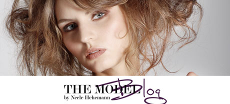 The Model Blog by Neele Hehemann