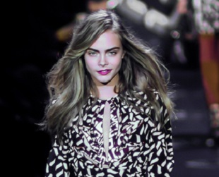 Perfect Brows ? la Cara Delevingne