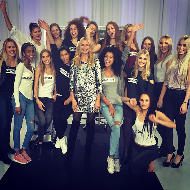 Casting in Muenchen