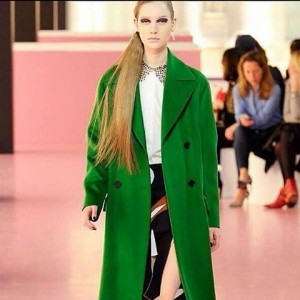 Even highfashion is no Problem for the beautiful ivana hellip