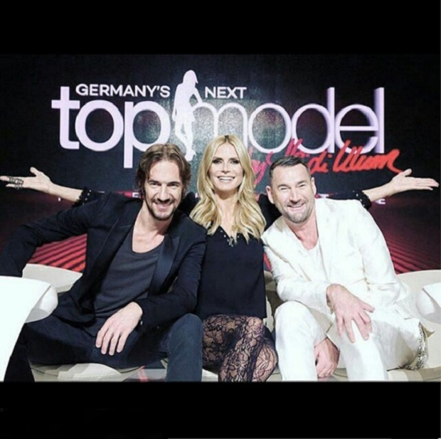 Germanys Next Topmodel Jury Insta