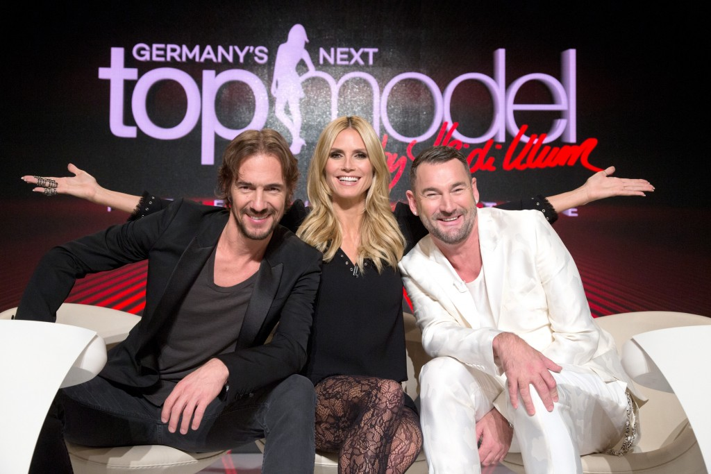 Germanys Next Topmodel 2016 Jury